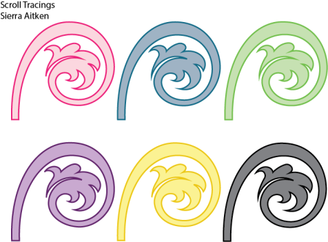 scroll-tracings