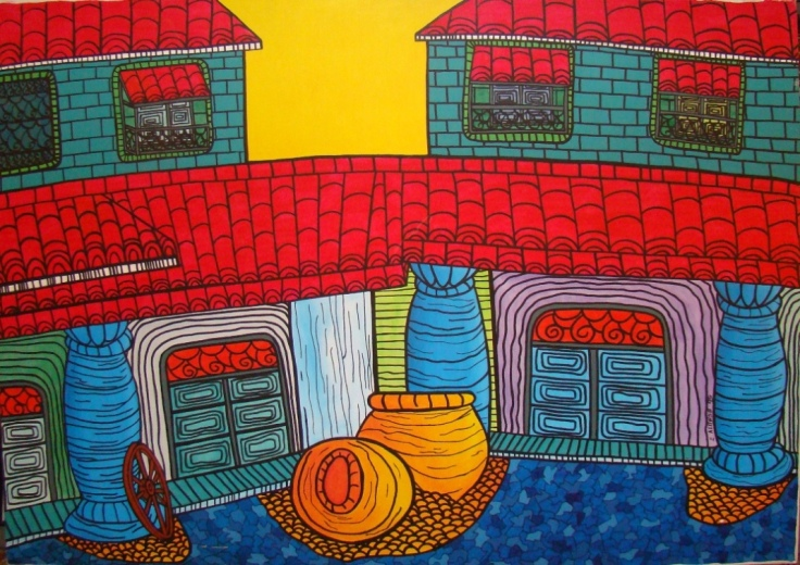 cuban-artist-rooftop-painting