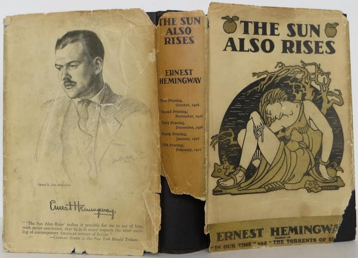 Original Book Jacket
